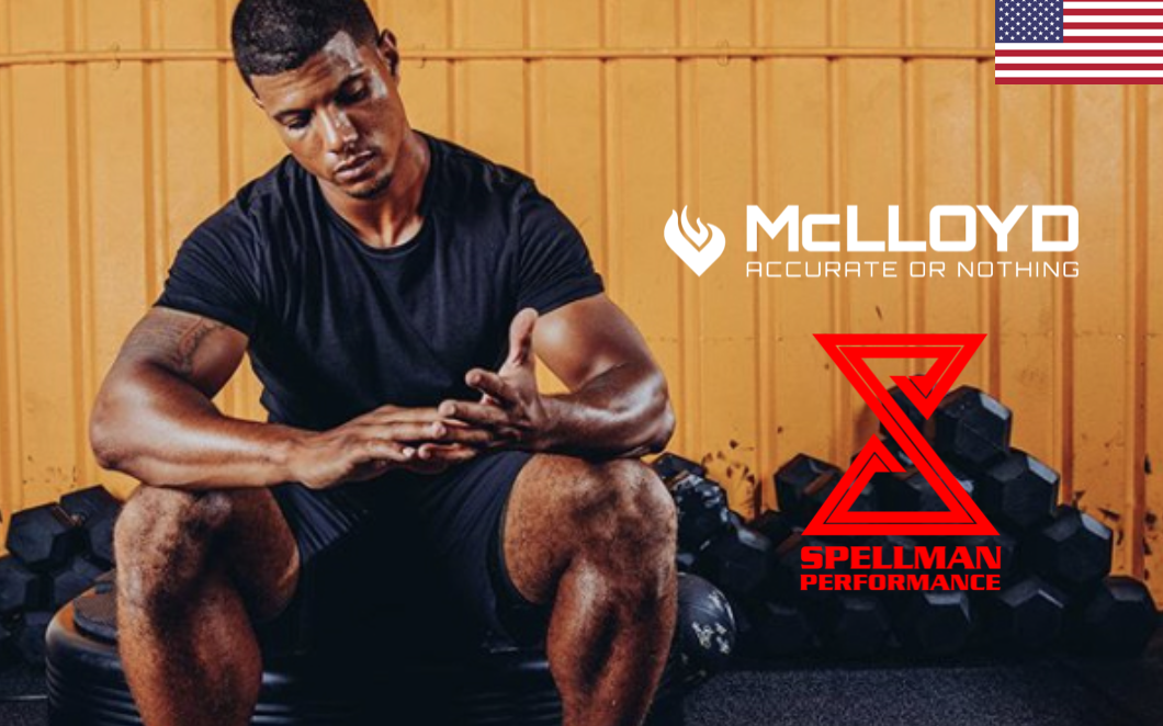 McLloyd renews its partnership with Spellman Performance for athletic preparation at the highest level.
